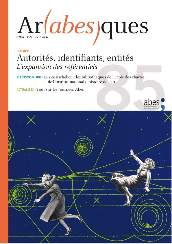 Couverture Arabesques N°85
