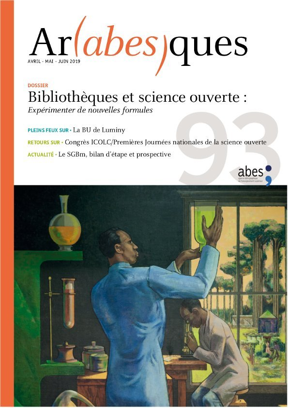 Couverture Arabesques N°93