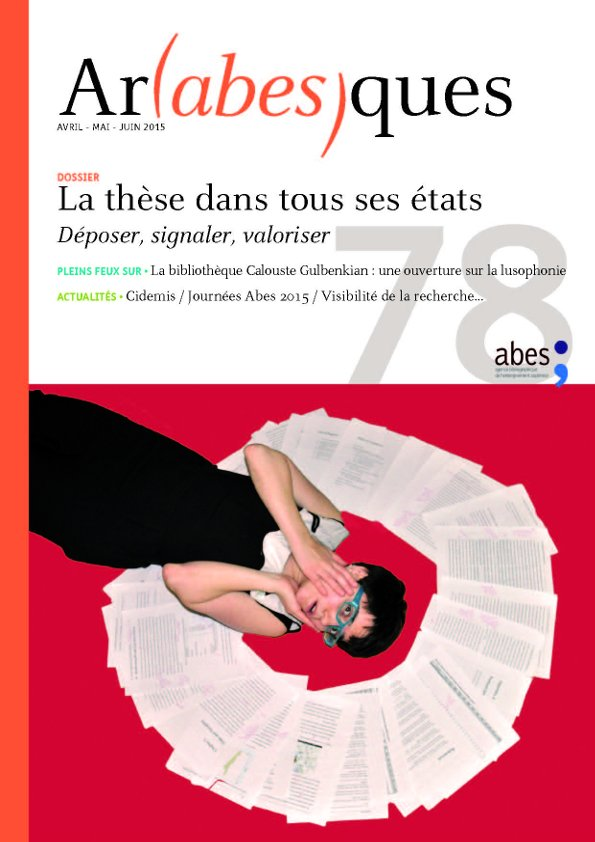 Couverture Arabesques N°78
