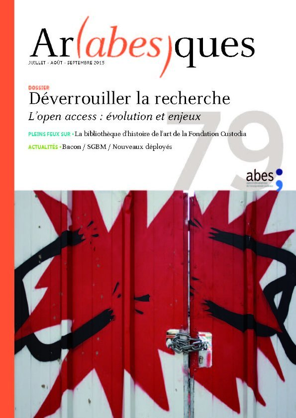 Couverture Arabesques N°79