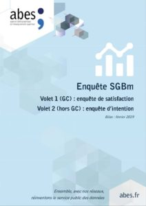Couverture enquête SGBm
