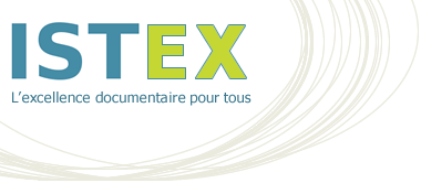 Logo ISTEX