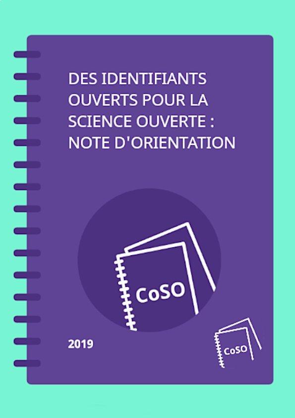 Couverture enquête science ouverte Coso