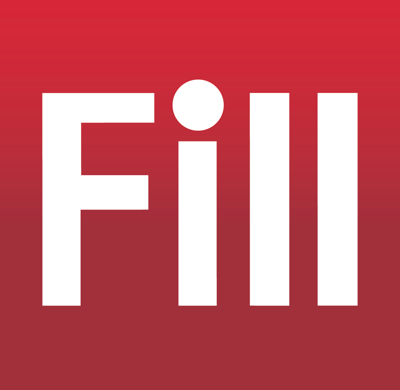 Logo FILL - Fédération interrégionale du livre et de la lecture