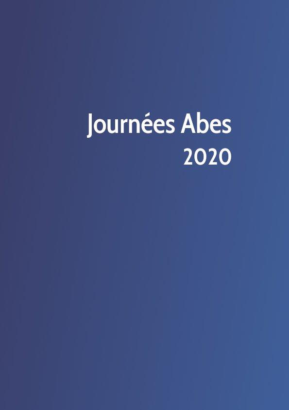 Journées Abes 2020