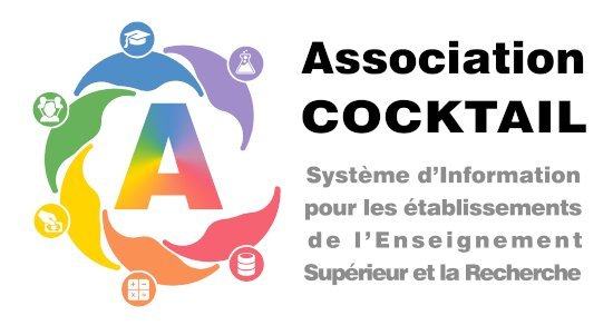 Logo association Cocktail