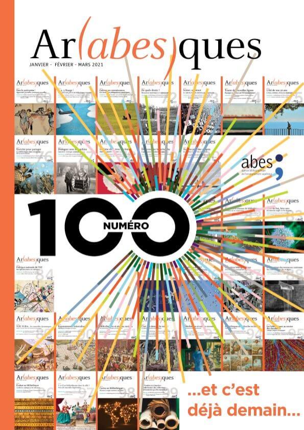 Couverture Arabesques N°100