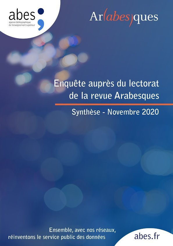 Coverage of the Arabesques 2020 survey