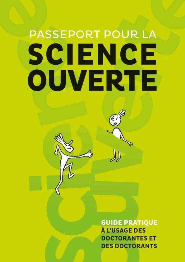 Couverture passeport pour la science ouverte